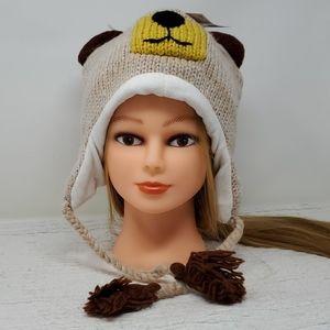 Bear Head Beanie Hat Advance Apparels